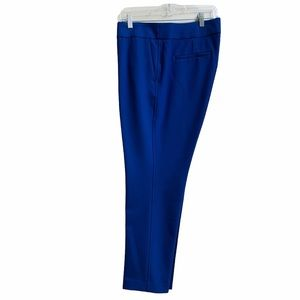 Loft Long Pants  Color:  Blue   Size 12